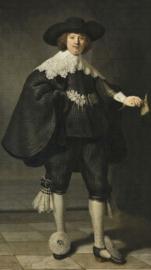 PORTRAIT OF MARTEN SOOLMANS 8020 FOTOBEHANG - Dutch Painted Memories