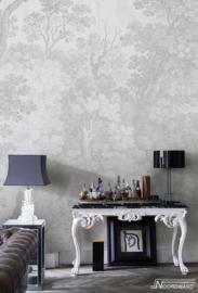 Fotobehang WOODLAND (M) - Vanilla Lime Wallpaper Mural 014172