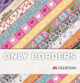AS Creation Only Borders Behangrandencollectie