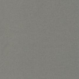 GRIJS/ZILVER LINNENLOOK BEHANG - Caselio Linen 68529627