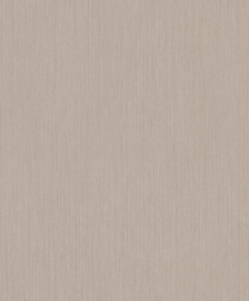 BRUIN BEIGE STREPEN MET GLITTER BEHANG - BN Wallcoverings Textured Stories 43874