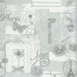 LOVE PARIS BEHANG - Arthouse Options 2 665401