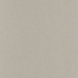 WARM GRIJS LINNENLOOK BEHANG - Caselio Linen 68521999