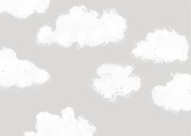 Wolken- sterren en zandbehang