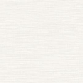 LICHT BEIGE RAFFIA STREEP BEHANG - Caselio WARA 69581230
