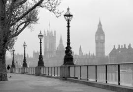 Fotobehang 00142 London Fog