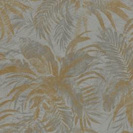 PALMBLADEREN BEHANG - Rasch Textil ABACA 229126
