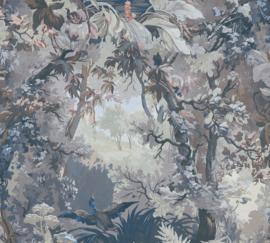 VOGELS IN HET BOS BEHANG - AS Creation History of Art 37652-3