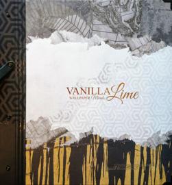Vanilla Lime Fotobehangcollectie