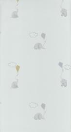 OLIFANTJES BEHANG - Casadeco My Little World 29736317