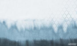 Fotobehang ROCKSTAR LOVE (L) - Vanilla Lime Wallpaper Mural 014151