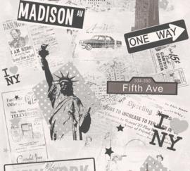 NEW YORK BEHANG - AS Creation Boys & Girls 6 93625-1