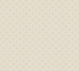 KLEIN GECAPITONNEERD BEHANG - AS Creation Asian Fusion 37468-3
