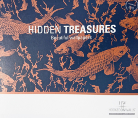 Hooked On Walls Hidden Treasures Behangcollectie