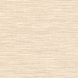 ZALMKLEURIG RAFFIA STREEP BEHANG - Caselio WARA 69582010