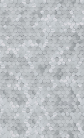 LICHT GROEN HEXAGON BEHANG - BN Wallcoverings Dimensions 219583