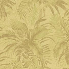 PALMBLADEREN BEHANG - Rasch Textil ABACA 229133