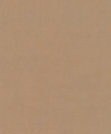 OKERBRUIN GOUD TEXTIELLOOK BEHANG - BN Wallcoverings Textured Stories 218516