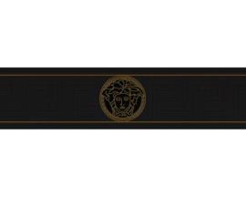 GREEK STYLE BEHANGRAND - Goud Zwart - AS Creation Versace 4