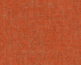 ORANJE/ROOD METALLIC BEHANG - AS Creation Borneo 322621