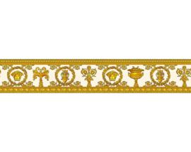 KLASSIEK BAROK BEHANGRAND - Goud Wit - AS Creation Versace 4