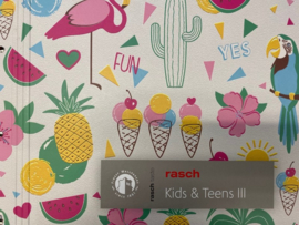 Rasch Kids & Teens 3 Behangcollectie