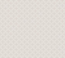 KLEIN GECAPITONNEERD BEHANG - AS Creation Asian Fusion 37468-2