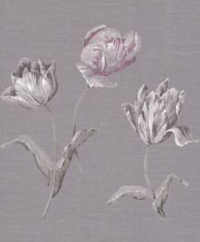 CHIQUE BLOEMEN BEHANG - Rasch Textil Jaipur 227566