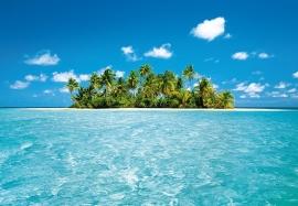 Fotobehang 00289 Maldive Dream
