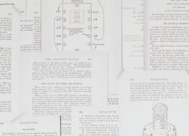 BOEKEN BEHANG - Riviera Maison 18260