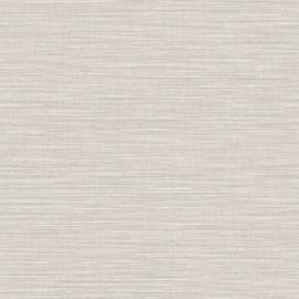 GRIJS BEIGE RAFFIA STREEP BEHANG - Caselio WARA 69581547