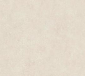 CREMEWIT GEMELEERD BEHANG - AS Creation History of Art 37654-4