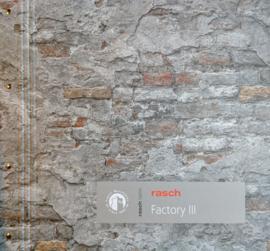 Rasch Factory 3 Behangcollectie