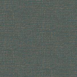 DONKER BLAUW ZIJDE TEXTUUR BEHANG - Dutch Embellish DE120106