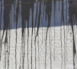 Fotobehang SPILT MILK (M) - Vanilla Lime Wallpaper Mural 014110