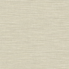 GRIJS BEIGE RAFFIA STREEP BEHANG - Caselio WARA  69581820