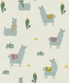 ALPACA BEHANG - Rasch Kids & Teens 3 813234