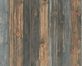 HOUT BEHANG - AS Création Best of Wood'n Stone 9086-12