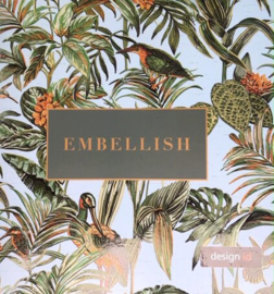 Dutch Wallcoverings First Class Embellish Behangcollectie