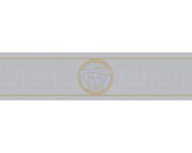 GREEK STYLE BEHANGRAND - Zilver Goud - AS Creation Versace 4