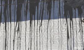 Fotobehang SPILT MILK (L) - Vanilla Lime Wallpaper Mural 014111