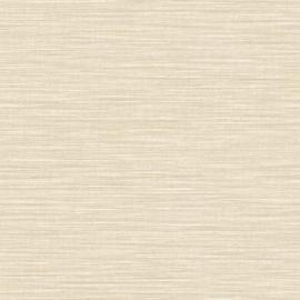 BEIGE RAFFIA STREEP BEHANG - Caselio WARA 69581350