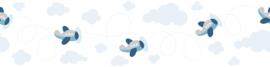 VLIEGTUIGEN BEHANGRAND - AS Creation Lovely Kids 403752
