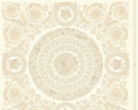 KLASSIEK ORNAMENTEN BEHANG - Beige Creme - AS Creation Versace 4