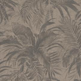 PALMBLADEREN BEHANG - Rasch Textil ABACA 229096
