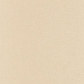 BEIGE LINNENLOOK BEHANG - Caselio Linen 68521289