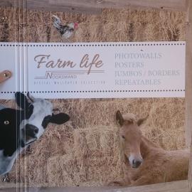 Noordwand Farm Life Fotobehangcollectie