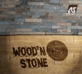 AS Creation Best of Wood 'n Stone 2 Behangcollectie​