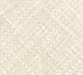 WARM GRIJS VLECHTWERK BEHANG - ARTE Selva PANDAN 34101