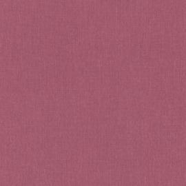 PAARS ROOD TEXTIELLOOK BEHANG - Lutece 11161013 ✿✿✿